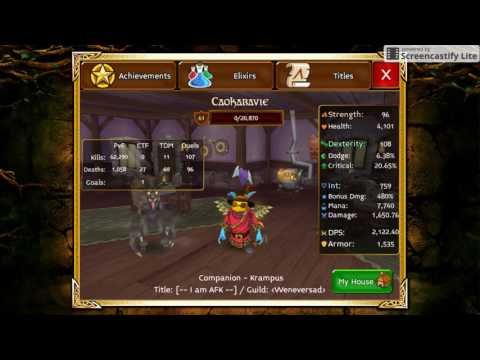 Arcane Legends Playing Weed My Frend