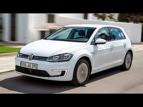 2019 VW e-Golf Review