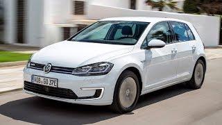2019 VW e-Golf Review