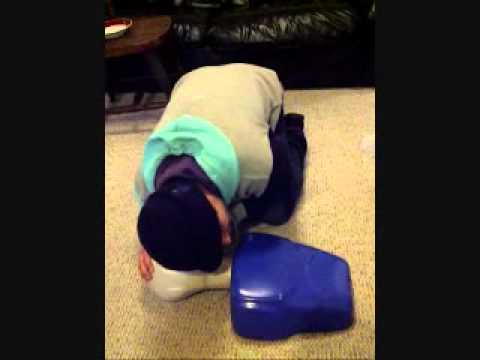CPR Steps for CPR training
