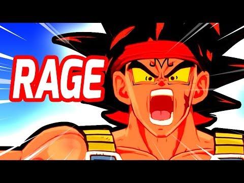Demon Rank Bardock! Dragon Ball FighterZ Ranked