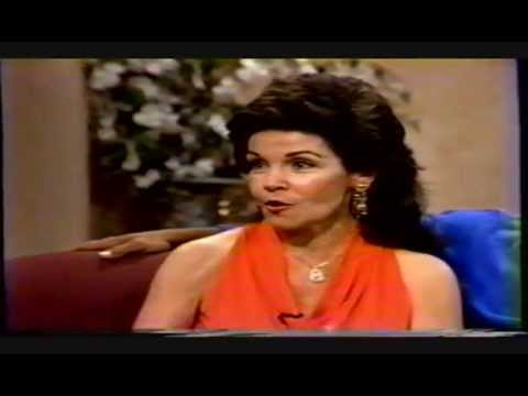 Annette Funicello & Frankie Avalon on Joan Rivers Show 1990