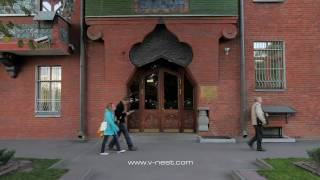 Tour to Moscow. Architectural Styles