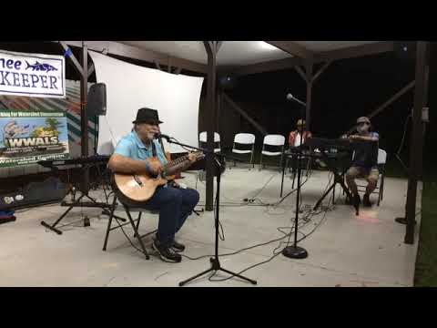 Choctaw Spirits of the Suwannee --Finalist Sweet William Billy Ennis, facebook live @ SuwRK Songwriting 2020