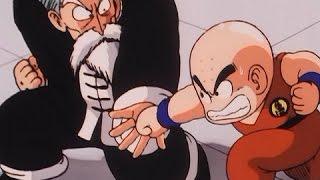 Kuririn vs Jackie Chun - Completo e Dublado