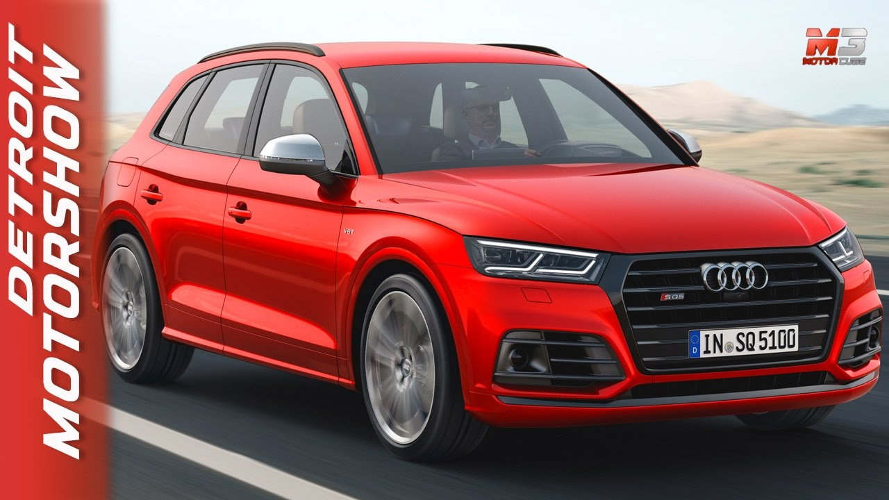 New audi sq5 2017 first test drive only sound youtube for Quando esce la nuova audi q3 2018