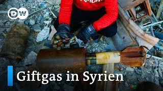 Deutschland soll Giftgasangriffe in Syrien aufklären | DW Nachrichten
