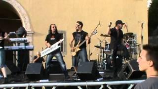"(Italian Metal) MasterdoM - ""Hail and kill""  (Manowar Cover) @ Motorfest 16 09 2012"
