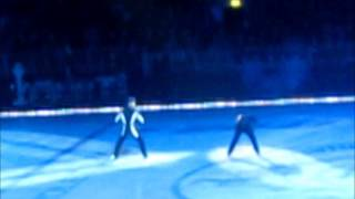 Новогоднее шоу Александра Жулина в Арене Рига (part 2)