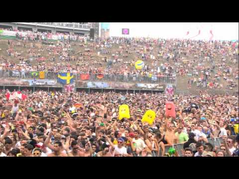 NERVO at Tomorrowland 2012