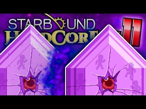 Starbound HC! - LET'S HORROR AGAIN (Part 11)