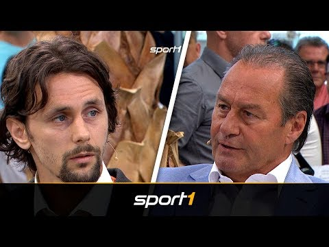 Huub Stevens kritisiert Mario Götze  SPORT1 - CHECK24 DOPPELPASS