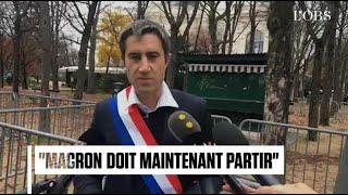 François Ruffin appelle Macron à