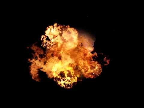Big Explosion Effect Video Mp4 HD Sound