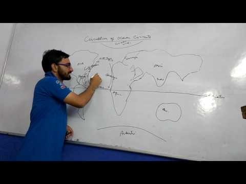Rasikh Barkat, Lecture, Oceanography, Global Circulation of Ocean Currents/Water