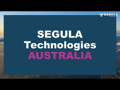 Discover SEGULA Australia