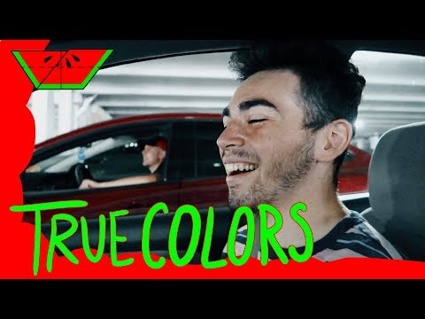 SPRAY PAINTING OUR CAR! [True Colors/Bloopers]