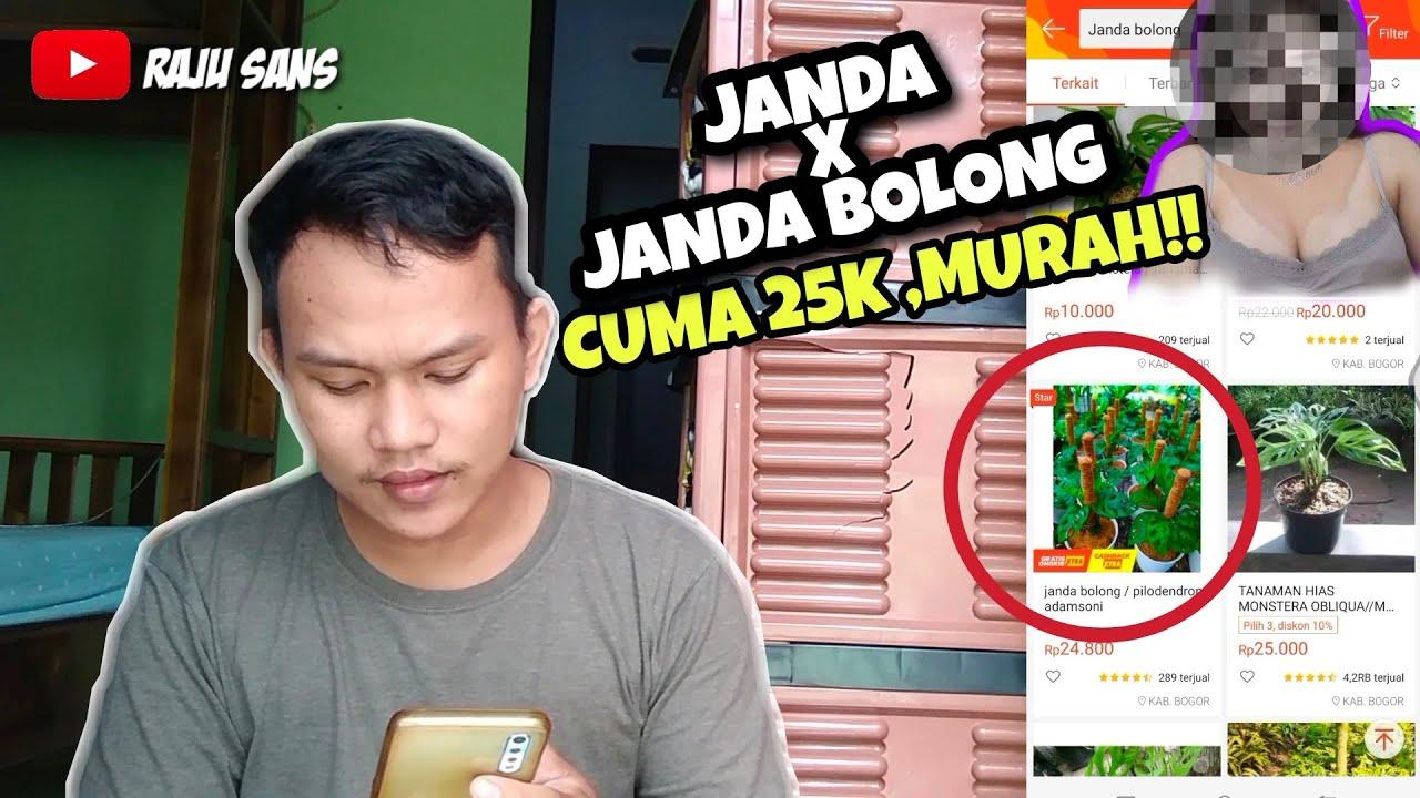 Beli Janda Bolong Di Shopee Murah Cuma 25 000 Youtube