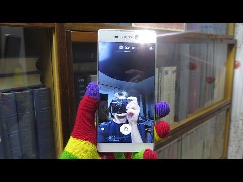 Sony Xperia XA Ultra - распаковка, предварительный обзор