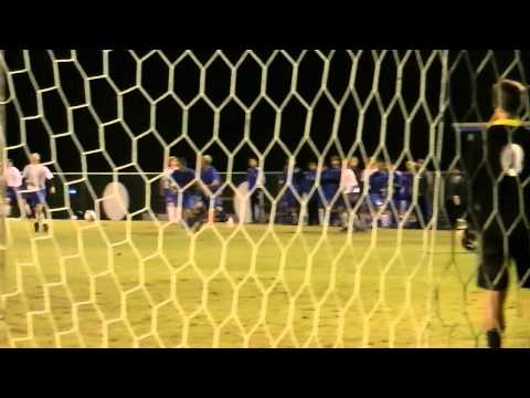 Marshall County at Graves County Soccer 10-9-12 District