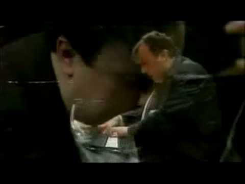 Yefim Bronfman - Rachmaninoff Piano Concerto No. 3 - Part 1/5