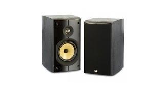 Audio Advisor Review - Psb Image B6 Bookshelf Speakers