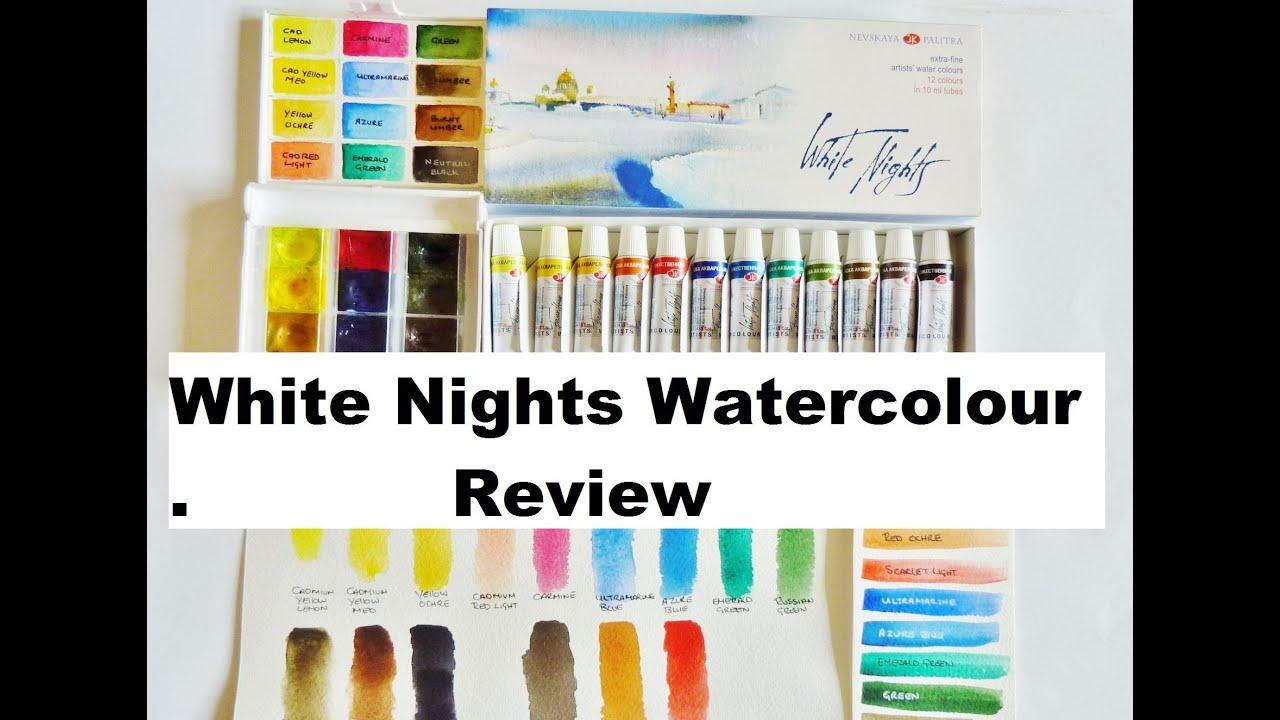 The Best Watercolour Paints