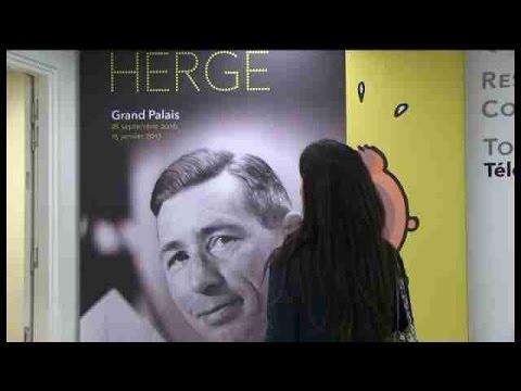 Tintín en el país de Hergé