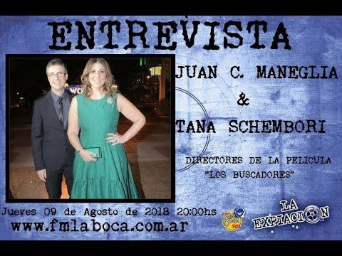 """Ver Entrevista Juan Carlos Maneglia """"Los Buscadores"""" – La Expiación FM La Boca 90.1 – 09/08/2018 en Español"""