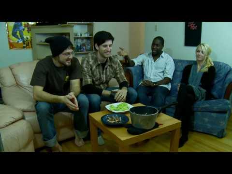 Tryin' Shit: Episode 3 - Raspberry Pork Rice Wraps