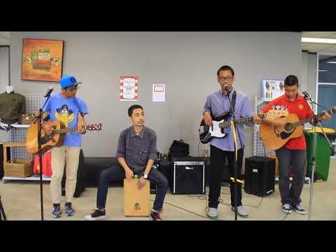 Akustik Cover - Kerispatih Sepanjang Usia   ROCKY
