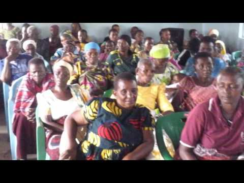 Eagt Arusha Tanzania  Nabii Freddy Kayimbi