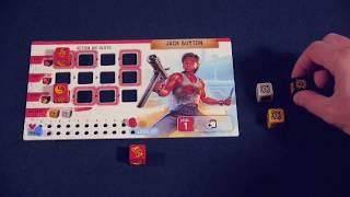 "02 - Big Trouble in Little China: the Game - ""How to Play"" The Hero Phase"