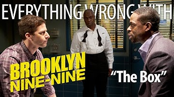 """Everything Wrong With Brooklyn Nine-Nine """"The Box"""""""