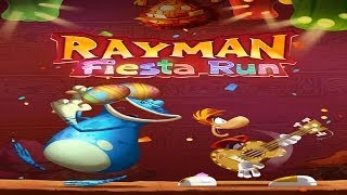 Rayman Fiesta Run - Universal - HD Gameplay Trailer