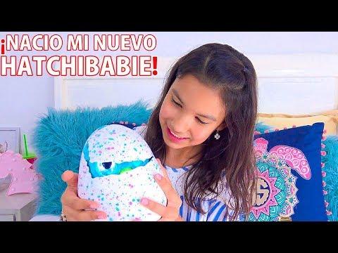 Mi HATCHIBABIE Sale De Su Cascarón! | AnaNana Toys