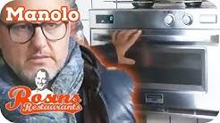 Frank sprachlos: Christopher serviert Mikrowellen-Fraß | 1/7 | Rosins Restaurants | Kabel Eins