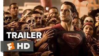 Batman v Superman: Dawn of Justice Official Trailer #1 (2016) - Henry Cavill, Ben Affleck Movie HD thumbnail