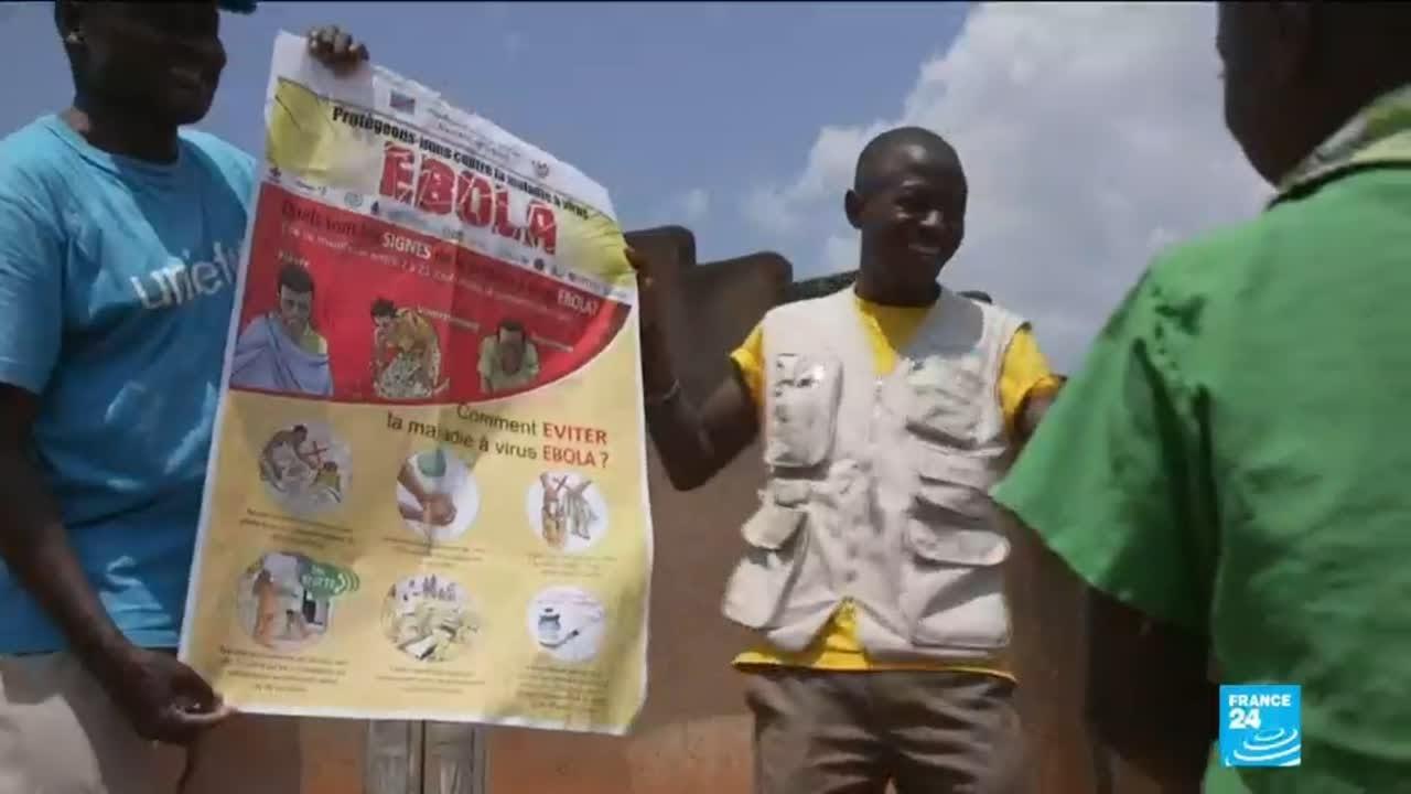 فرانس 24:Ebola outbreak: at least 44 killed in DRCongo