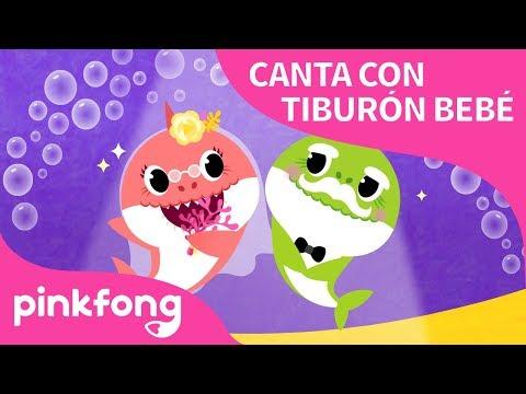 boda-en-el-mar-|-canta-con-tiburón-bebé-|-pinkfong-canciones-infantiles