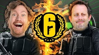 The Achievement Hunter Face Off | Rainbow 6 Siege #2