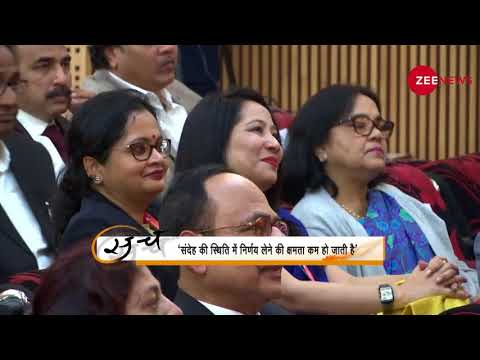 Subhash Chandra Show: What does freedom means?