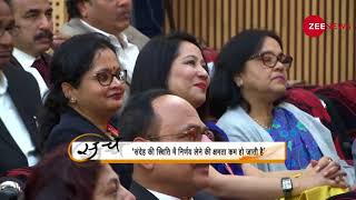 Subhash Chandra Show: What does freedom mean?