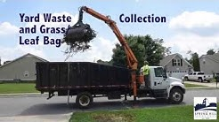 City of Spring Hill Yard Waste Collection Program