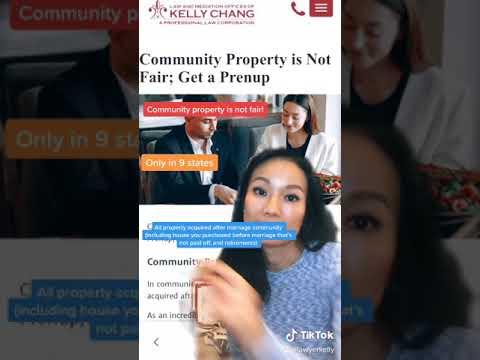 Community property sucks!