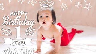 Clip thôi nôi mừng sinh nhật BURIN tròn 1 tuổi  ✅