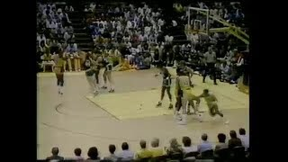 1987 NBA Finals Game 6 Boston Celtics at Los Angeles Lakers  6 14 1987