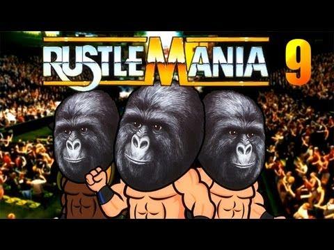 Ultimate Muscle Kinnikuman Legacy - Rustlemania 9