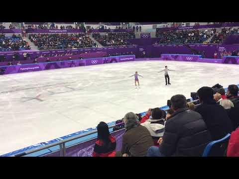 Figure skating(pair) - SCIMECA KNIERIM Alexa / KNIERIM Chris