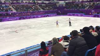 Figure skating(pair) - SCIMECA KNIERIM Alexa / KNIERIM Chris